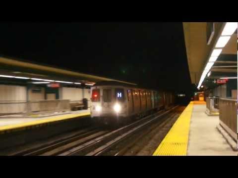 MTA New York City Subway : Beach 36th Street [ IND Rockaway Line ]
