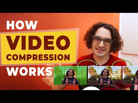 How Video Compression Works