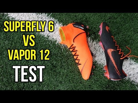 WHICH ONE IS BETTER  - NIKE MERCURIAL SUPERFLY 6 ELITE VS VAPOR 12 ... 9c8e1a1c58db0