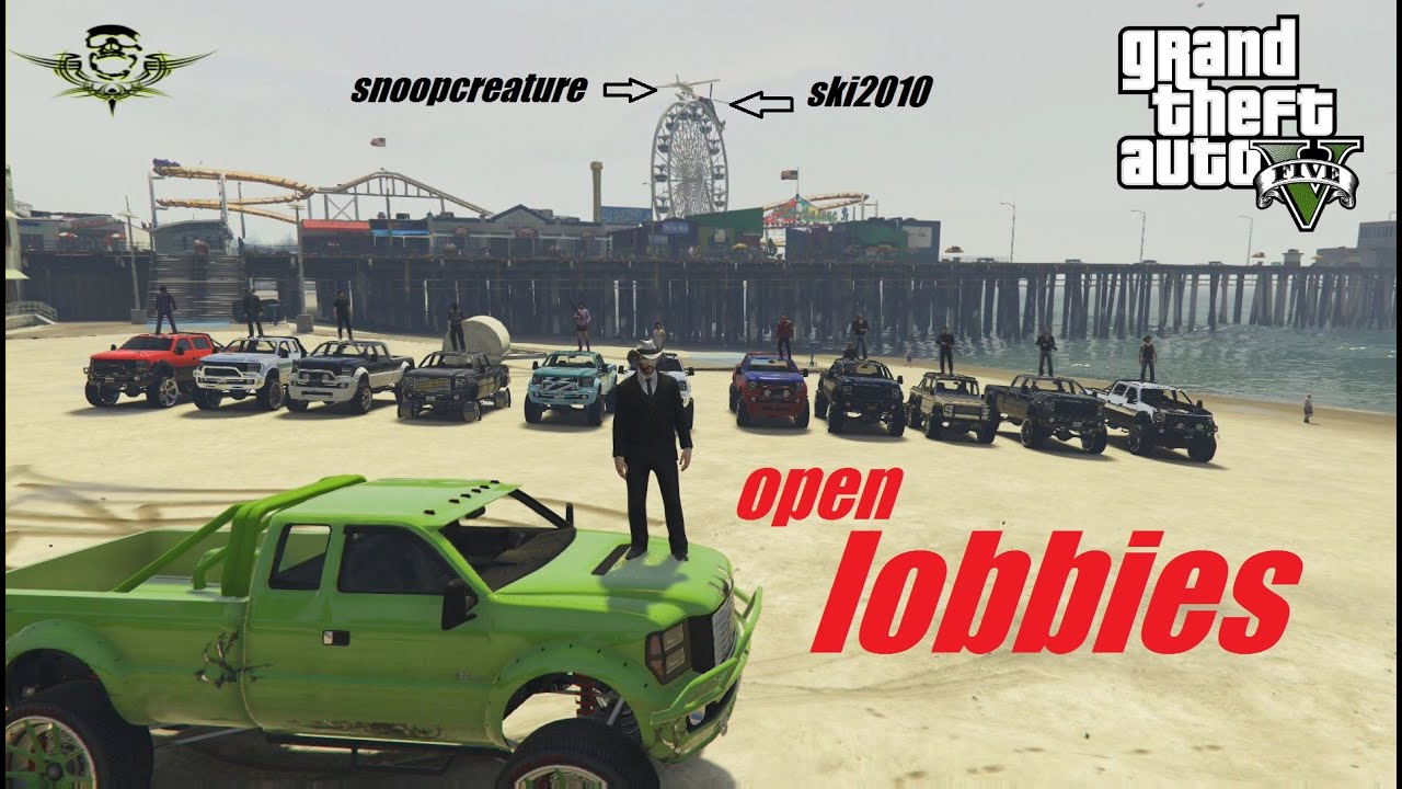 GTA 5 - EPIC RACING - OPEN LOBBIES - GTA 5 ON NEXT GEN