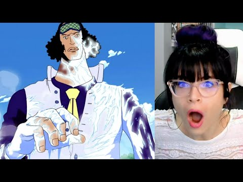 Marine High Admiral Aokiji! The Threat Of The Greatest Power | One Piece Episode 227 & 228 Reaction