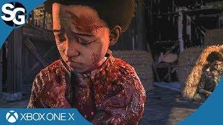 The Walking Dead: The Final Season Episode 4 - All Kills HD