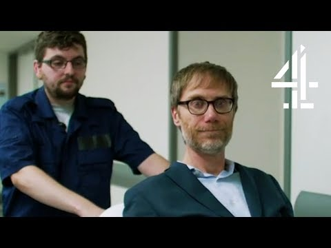 How to Fight Cancer with Stephen Merchant | Stand Up To Cancer