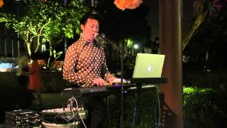Wedding singer Singapore Medley of songs 一百萬