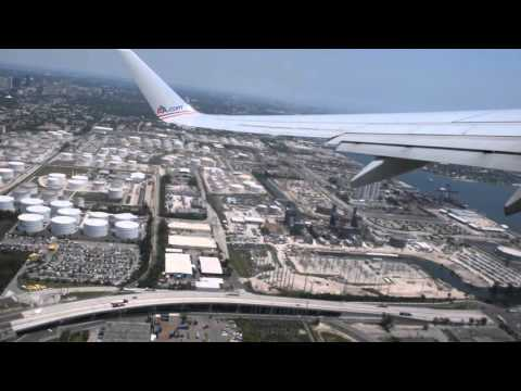 AAL1302 | Boeing 737-800 Takeoff! From Fort Lauderdale