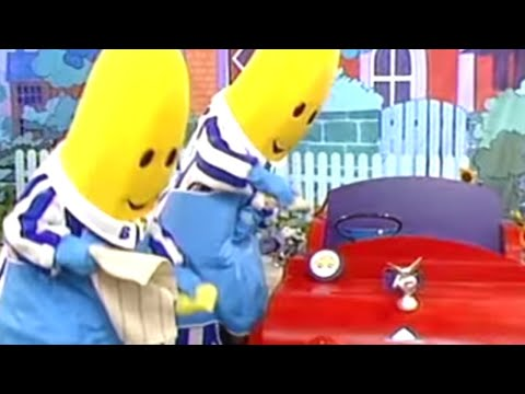 Classic Compilation #12 - Full Episodes - Bananas In Pyjamas Official