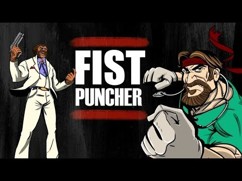 Fist Puncher - Miss Canada