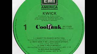 Kwick - I Want To Dance With You (1980)
