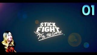 Stick Fight 01 dominiert