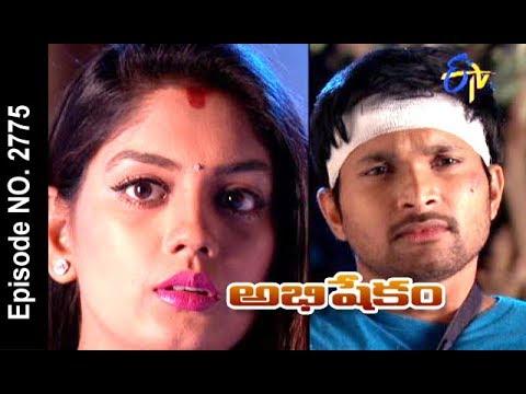 Abhishekam | 8th December 2017  | Full Episode No 2775 | ETV Telugu