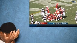 TYREEK HILL EXPLODES!!! Chiefs vs. Chargers Week 1 Highlights | NFL 2018