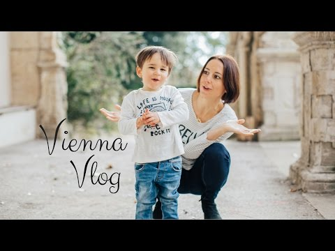 Exploring Vienna with Mika | Vlog