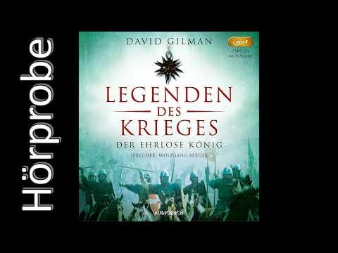 Die Legenden des Krieges: Der ehrlose König (Thomas Blackstone 2) YouTube Hörbuch Trailer auf Deutsch