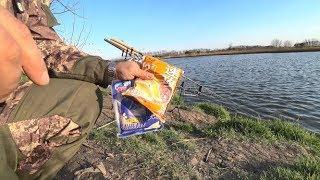 Красносельское Рыбалка на карася с ночевкой Краснодар весна 2020 Выезд 7