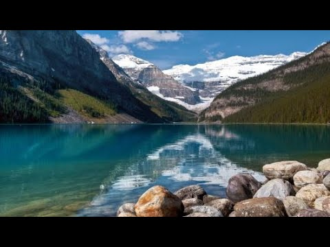 بحيرة لويز جنة كندا