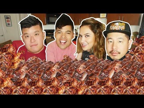 Ultimate BBQ Challenge in 10 Min! (ft. JK Films)