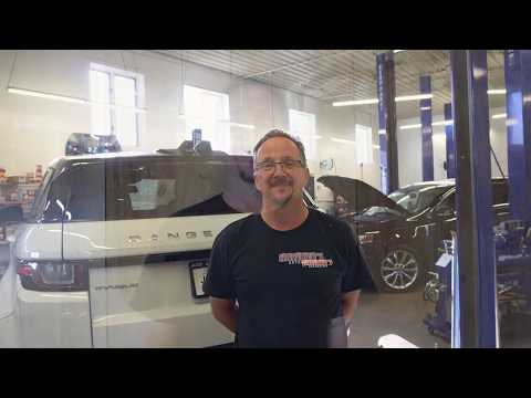 New Loveland auto repair shop video. Hawkers Automotive & economy mufflers