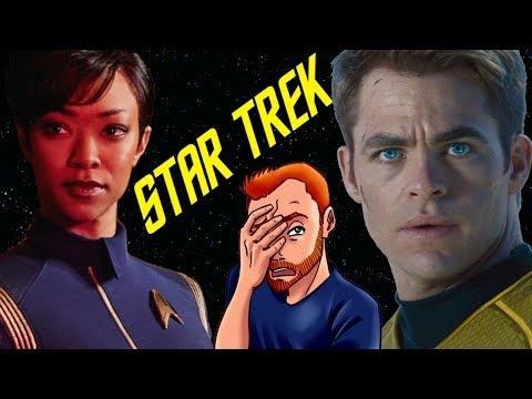 The Vandalization of Star Trek