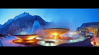 Aqua Dome - Tirol Therme Laengenfeld - TRAVEL