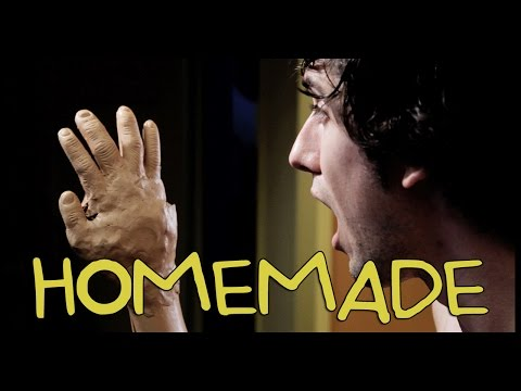 American Werewolf in London Transformation  Homemade w Max Landis!