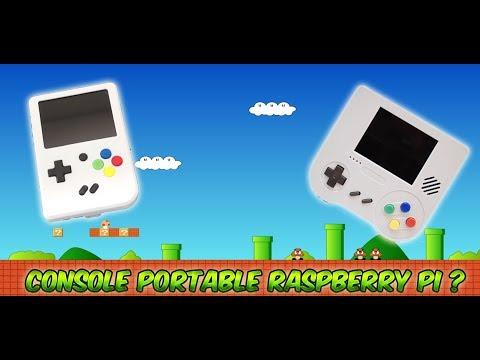 Console retrogaming portable avec un raspberry pi  mon avis et 2 projets