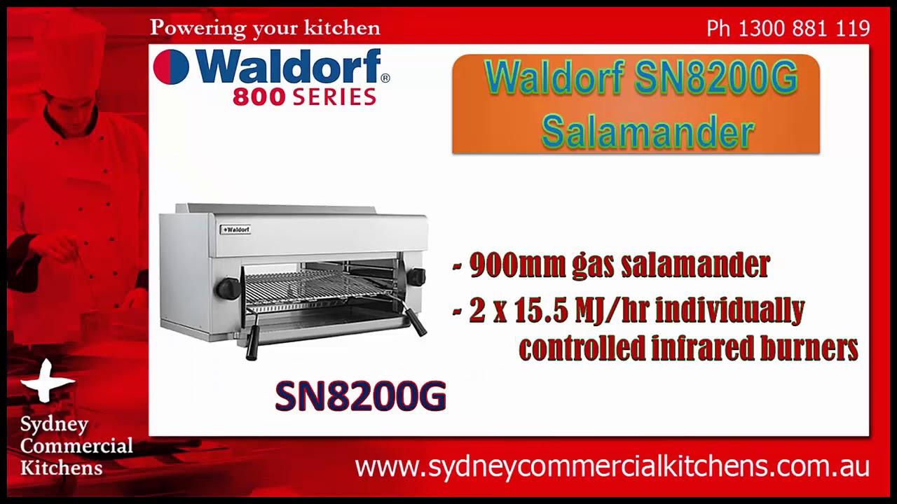 Waldorf SN8200G Salamander - YouTube