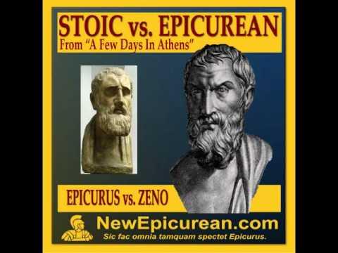 Epicurus v Zeno