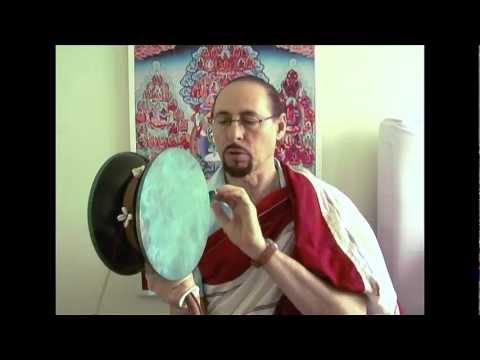 How to Play the Chod Damaru
