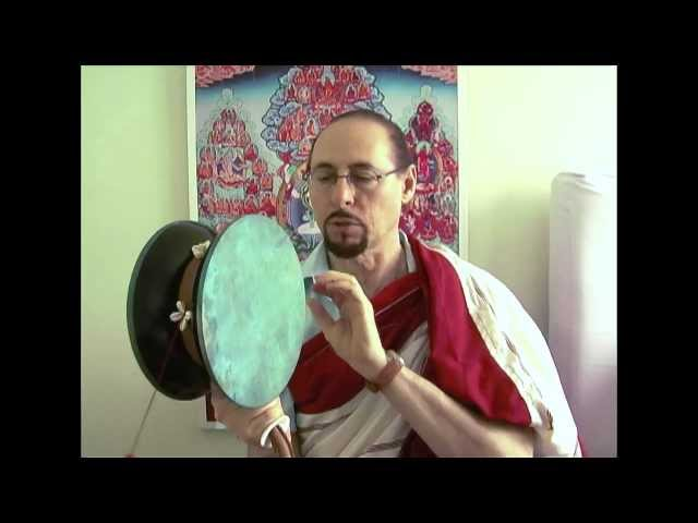 How to Play the Chod Damaru