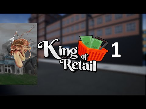 King of Retail Campaign Mode Ep. 1 Ash vs Bill's Outfits! |