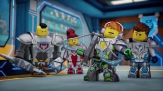 LEGO NEXO KNIGHTS Мультсериал  Сезон 2  Трейлер