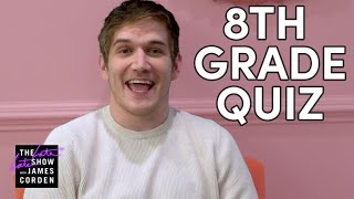 Is Bo Burnham Smarter Than An 8th Grader?