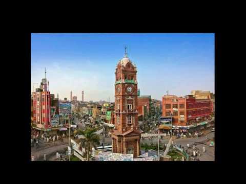 Faisalabad visit places