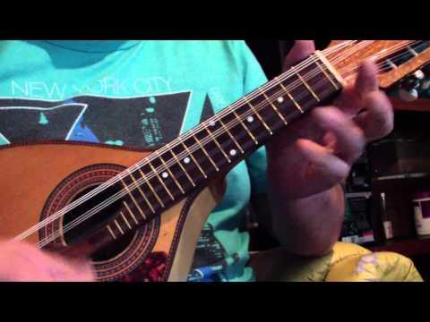 Sanidad - 1ra mandolina - Coros Unidos (conocido tambien como el leproso)
