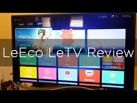 "LeEco LeTV 65"" 4K Smart TV Review - Value for Money?"