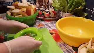 Грушево-яблочный конфитюр(1 ч)
