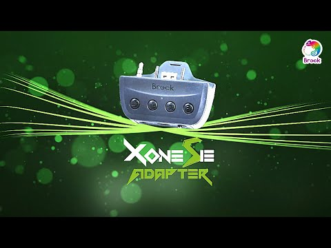 【X One Adapter SE】Xbox One wireless adapter for Xbox Elite 2 & XSX|S controller (PS5/PS4/SWITCH/PC)