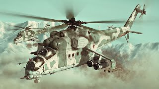 The Longest Helicopter Run | Mi-24V HIND (War Thunder)