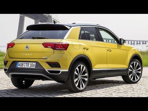 2019 Volkswagen T-Roc - Ready to Rock