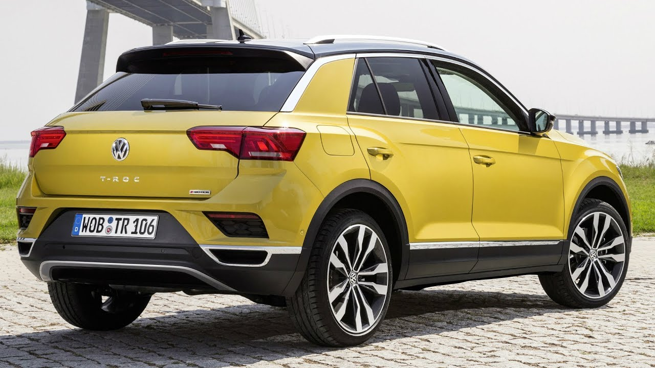 2019 volkswagen t roc ready to rock youtube. Black Bedroom Furniture Sets. Home Design Ideas
