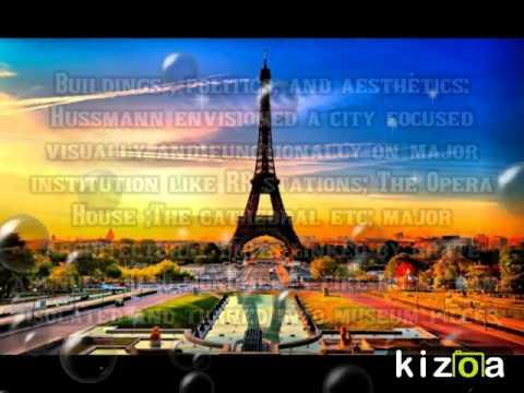 town planning in paris