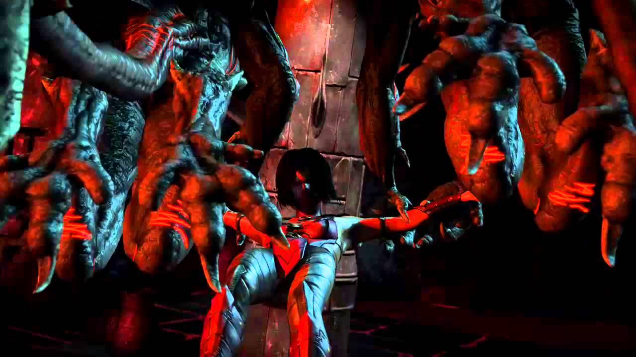 Mortal Kombat X (Xbox One) - Corrupted Shinnok's Fatality