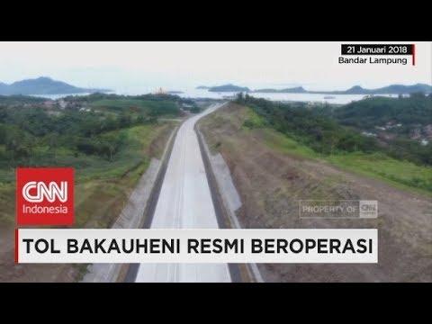 Menjajal Tol Bakauheni Terbanggi Besar, Lampung