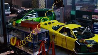 Fast and Furious 3 (  Форсаж 3 тусовка  в гараже у Хана )