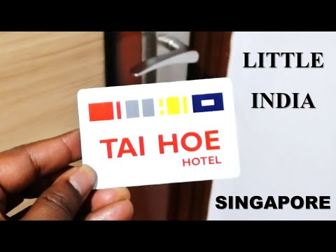 tai-hoe-hotel---little-india---singapore---budget-hotel-in-singapore---family-room-tour