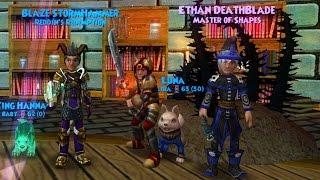Wizard101: New Skeleton Key Boss! - Simon the Sayer