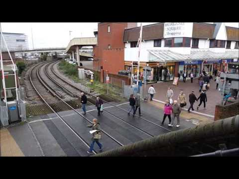 Why Network Rail wants to Close this level crossing