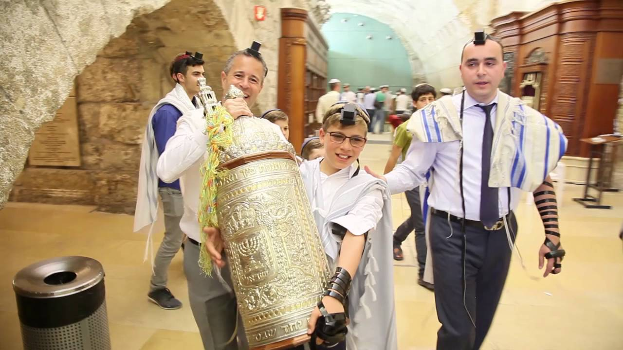 Image result for bar mitzvah in israel