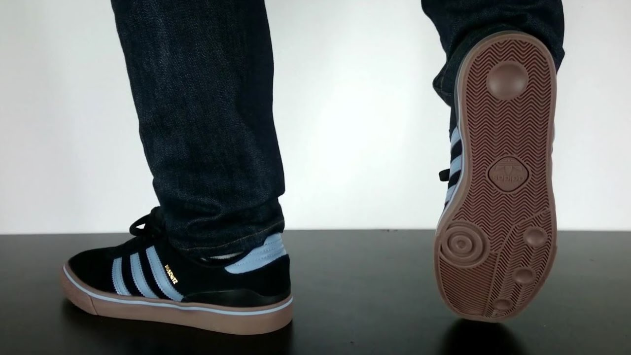Busenitz Tacblue Core Adidas Gum Black Skateboarding Vulc Adv PkTOZiuX