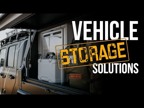 Overlanding Vehicle Storage: Expedition Overland 'Proven' Gear & Tactics #7